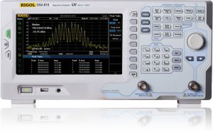 Rigol DSA815 Spectrum Analyzer 1.5GHz