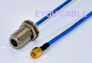 RG405 cable assembly