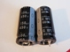 Aluminum Electrolytic Capacitor Nichicon 150uF/450V Snap In
