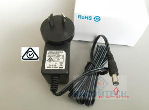 AC 100V-240V Adapter DC 5V 2.5A AU Switching Power Supply 2.5A 5.5mm x 2.5mm 100V - 240V AC to DC power Adapter Charger