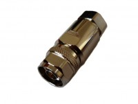 "Rapid Fit  plug N type Connector for RFS SCF12-50  or Andrew FSJ4-50 HELIAX  1/2"" Cable 50 ohm"