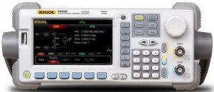 Rigol  DG5101  100MHz, 1Gsa/s  1Ch  