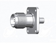TNC flange socket  for semi rigid cable RG402, Flexiform402  TNC  Plug for semi rigid cable RG402, Flexiform402