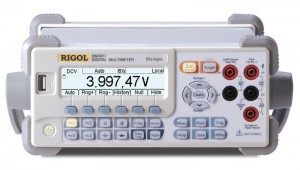 Rigol DM3068   6 1/2  Digital Multimeter DM3068 is a digital multimeter designed with 6 ½ digits readings resolution especially fitting to the needs of high-precision, multifunction and automatic measurement