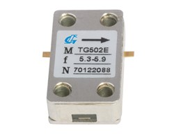 Stripline Isolators 1.7GHz-7GHz  Feature: