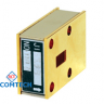 WAVEGUIDE ISOLATORS  WR-10, WR18, WR-22, WR-28  ( 26.5-100 )GHz  - WG_Isolators_4td.png