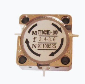 Stripline Circulator  TH102M3-100  3.4GHz-3.6GHz  WiMax Feature: