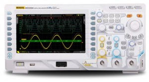 Rigol  MSO2102A-S  100MHz, 2-Ch /16-ch, Waveform Gen    