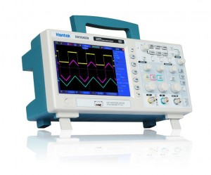 "Hantek DSO5062B Digital Storage Oscilloscope  60MHz 1Gs/s  LCD 7"" WVGA(800x480) Features: