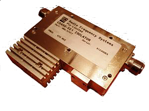 Coaxial Fixed Attenuators