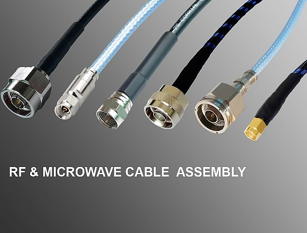 RF Coaxial Cable Assembly Catalogue
