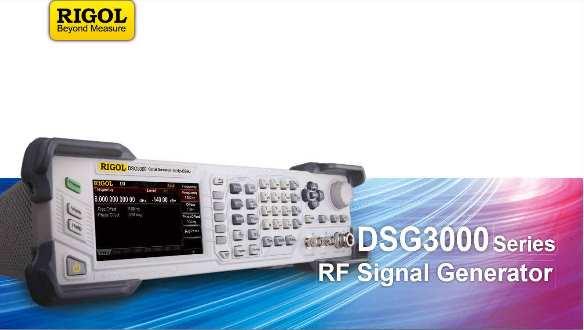 Rigol RF signal generators