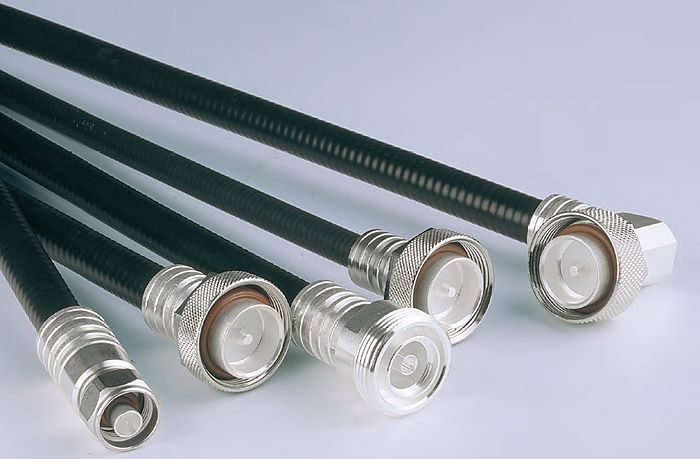 Corrugated Coaxial Cables