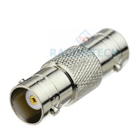 BNC Jack To BNC Jack Adapter 50 ohm
