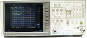 Agilent 8752C   30KHz - 6GHz Vector Network Analyzer  ( Used, SN:3410A02952 ) SN: 3410A02952
