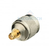 N type  male to SMA female  adapter