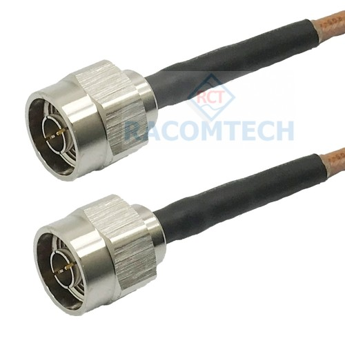 RG400 Cable   N / Male - N / Male  Feature:
