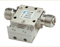 RF 0.5GHz -1.0GHz  Coaxial Ferrite Isolator 150W  0.5GHz -1.0GHz  Ferrite Coaxial Isolator 150WFeatures: