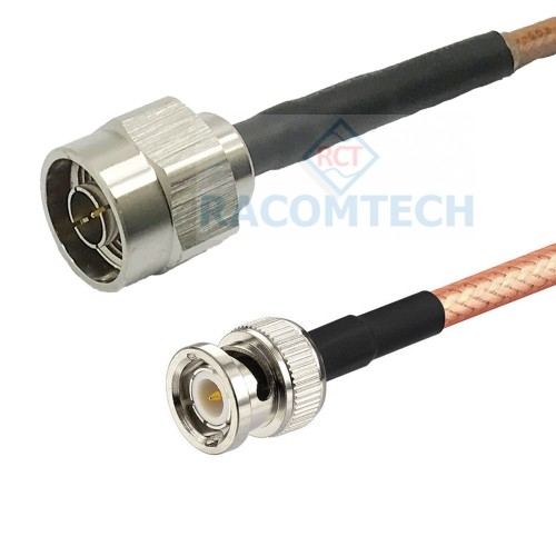 RG400 Cable  N male - BNC male  Feature: