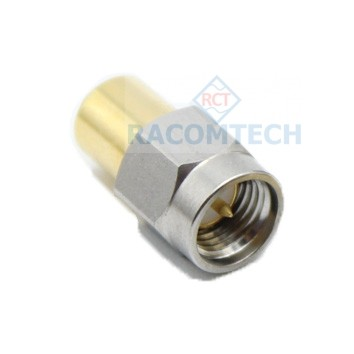 SMA Termination   DC-12.4GHz  1W  SS Broadband  DC-18GHz, Low VSWR  1.25 @ 12.4GHz, High Power  1 Watt,