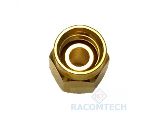 "SMA Plug for  Semi-Rigid RG402/U, 0.141""  cable  ( 18GHz )  SMA Plug for Semi-rigid RG402/U, 0.141"" cable solder  18GHz 