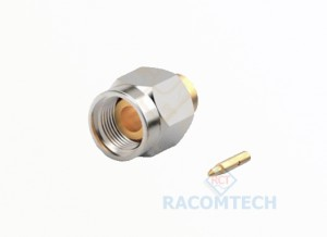 "2.92mm  PLUG RG405 40GHz  2.92mm Plug for Semi-rigid RG405/U, 0.086"" cable solder"