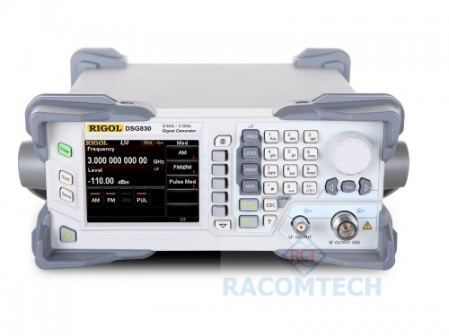 Rigol DSG821 RF Digital SG  9KHz -2.1GHz Frequency: 9 kHz to 2.1 GHz