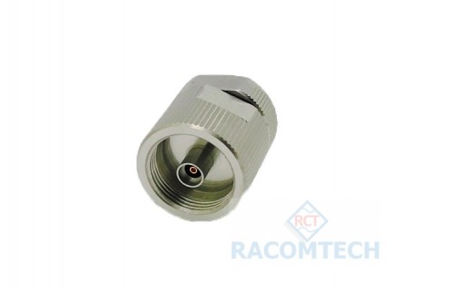 3.5mm NMD Female to 3.5mm Female Adapter  26.5 GHz Stainless Steel  Max VSWR 1.15:1 @ 26.5GHz