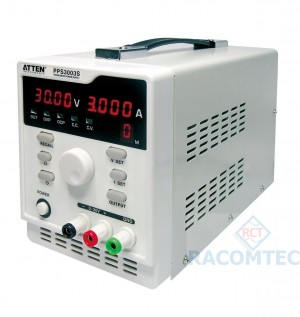 ATTEN PPS3003S programmable power supplies 30V /3A ATTEN PPS3003S