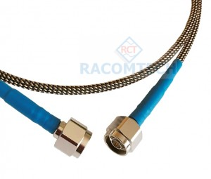 RF Coaxial Precision Test Cable N Male RF coaxial precision test cable with N type male