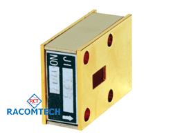 WAVEGUIDE ISOLATORS  WR-10, WR18, WR-22, WR-28  ( 26.5-100 )GHz  Download Datasheet