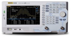 Rigol DSA832TG  Spectrum Analyzer 9KHz - 3.2GHz   DSA832 Spectrum Analyzer 
