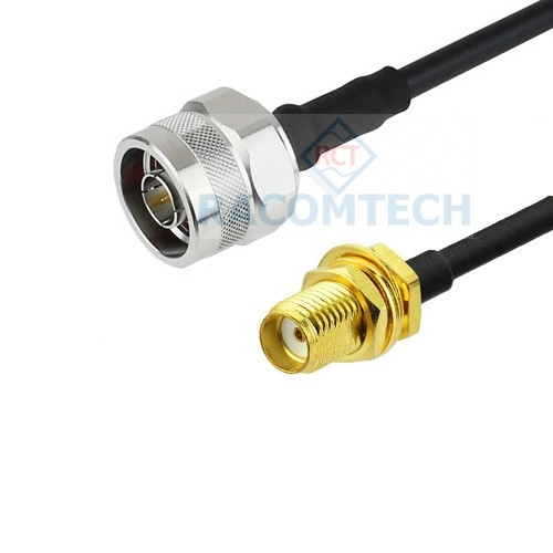 RG223 Cable N male to SMA female mpedance: 50 ohm
