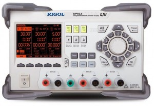 Rigol  DP832 Programmable Triple Output, 195 Watt Power Supply