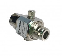 N  Coaxial Lightning Protector 2.7GHz  ( Replaceable GAS Tube)