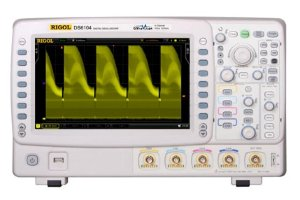 Rigol  DS6102  1GHz, 5Gs/S, 2-Channels, Color LED   