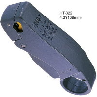 HT322  Coaxial Cable Stripping Tool RG58, RG59,  RG6,  LMR195, LMR240 - 3 blades